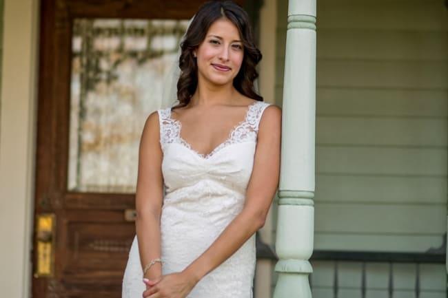 Romantic Backyard Wedding in Austin