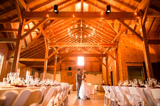 bride and groom at Sweetwater Farm Grace Winery reception