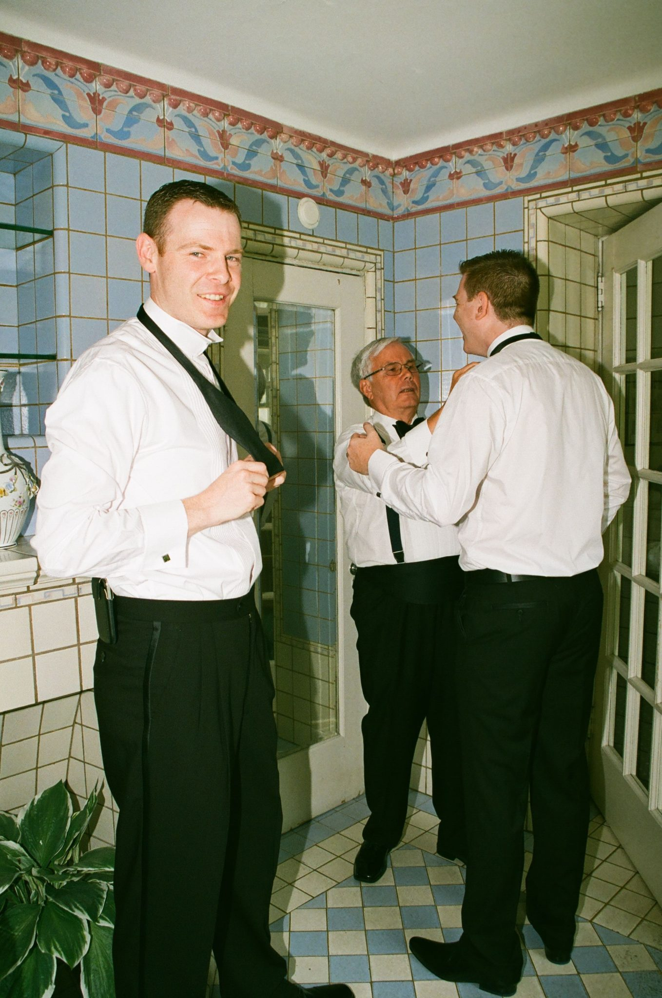 Tip For Future Bow Tie Wearers Know How To A Long Before You Walk Down The Aisle