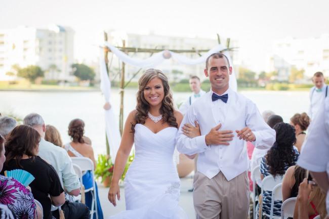 Nautical Themed Wedding at St Pete Beach - Love & Lavender
