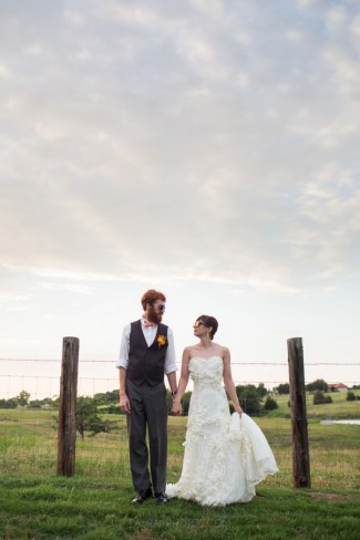 styled couple at Rustic Grace Estates