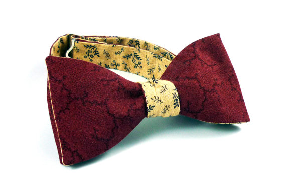 Men's Reversible Bow Ties