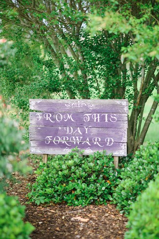 10 from this day forward wodden wedding sign at  Lindsey Plantation in Greer SC wedding