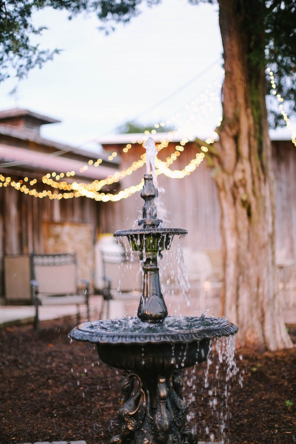 54 water fountain at  Lindsey Plantation in Greer SC