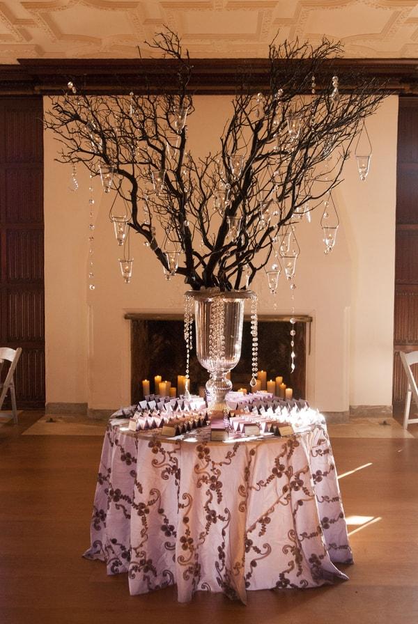 Purple And Celestial Themed Wedding Mansion At Natirar