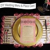 DIY-wedding-menu-and-place-card