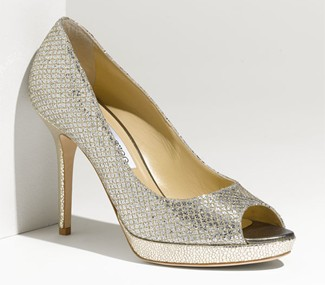 Jimmy choo luna open toe pump nordstoms