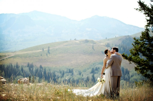 Sage Green Mountaintop Wedding (8)