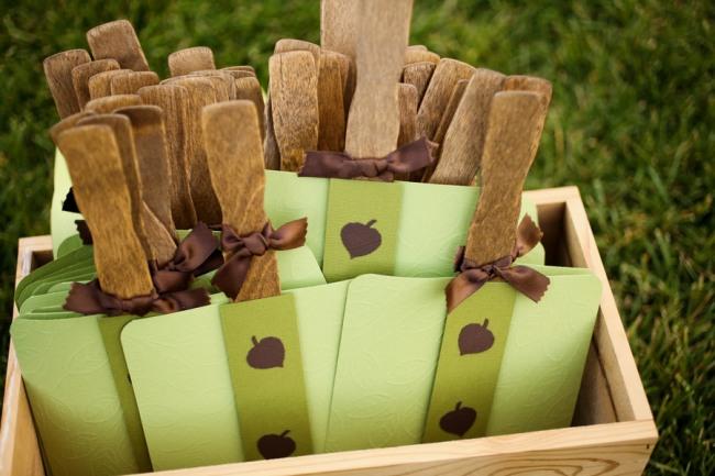 Apple Green Wedding at Deer Valley Resort in Utah