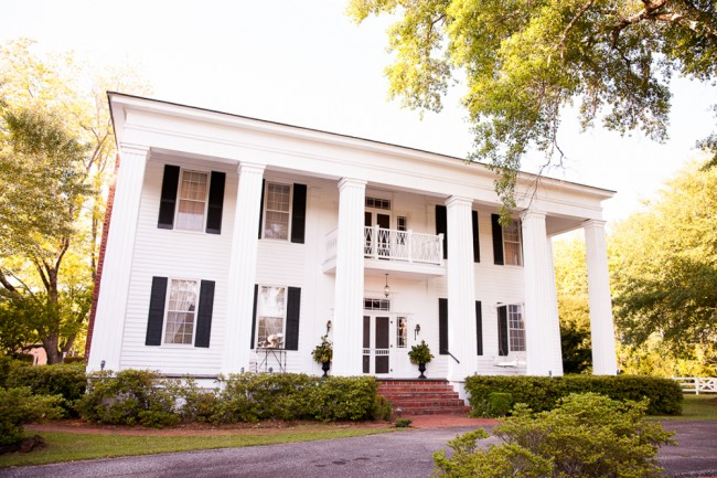 The Reserve at Oak Bowery wedding venue in Alabama