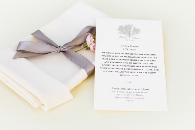 Weddings Etc. wedding invitations
