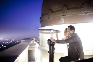 La observatory engagement shoot