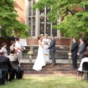 Virginia Architecture wedding