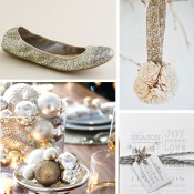 sparkle wedding inspiration