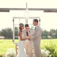 Oregon Ranch Wedding