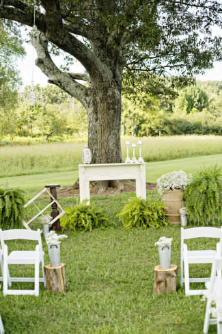 24 Beautiful DIY Fall Wedding at Price Mountain Farms Barn