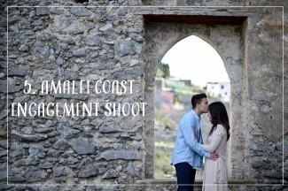 AMALFI COAST ENGAGEMENT SHOOT