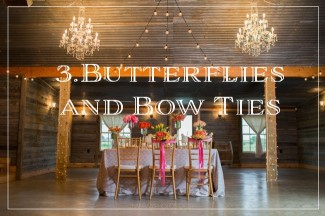Butterflies and Bow Ties