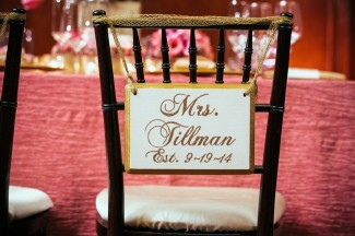 Wedding-Chair-Signage
