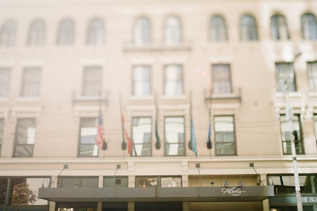 Picture of the Alexis Hotel in Seattle