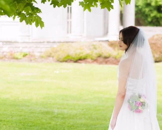 Bridal veil superstition