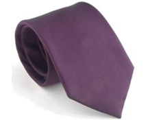 purple color necktie from groomties.com