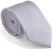 Lavender color necktie from Groomties.com