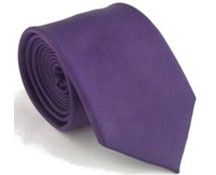 Patrician Purple Tie from groomties