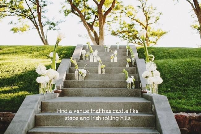 irish cement steps
