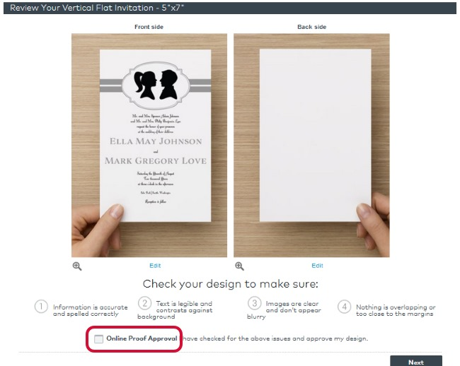 Vistaprint Invitations Wedding: How To Use Vistaprint For Wedding Stationery