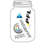 printing options in mason jar