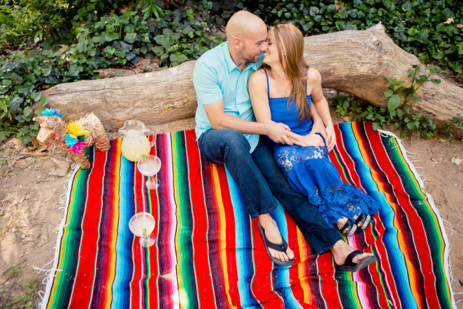 Cinco De Mayo Engagement Session