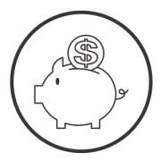 Piggy bank 300
