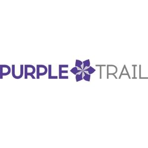 Purple Trail Logo
