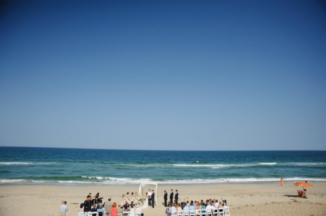 Sanderling Resort Beach wedding