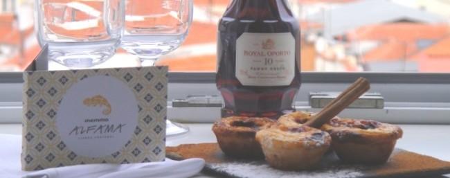 memmo alfama hotel review tawny port and pastal de nata