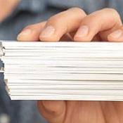 vista print paper thickness1