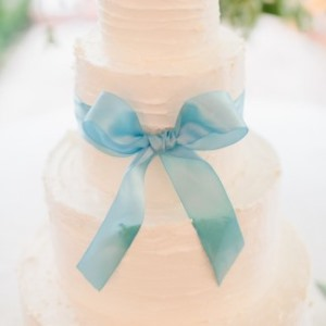 A Spoonful of sugar wedding cake