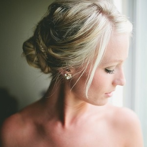Bride-with-up-do-getting-ready
