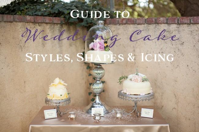 Designing wedding cake