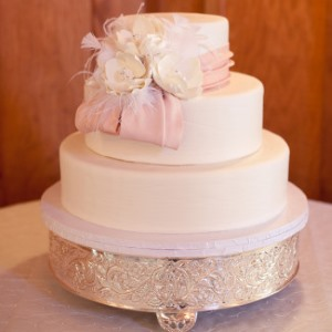 The Buttery Bakery wedding cake