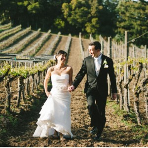 Thomas Fogarty winery wedding