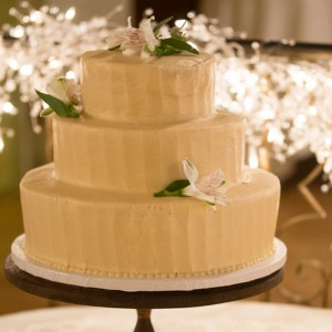 Wedding cake by SusieCakes