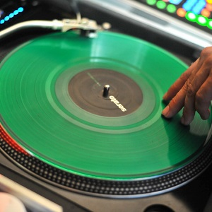 green belt dj