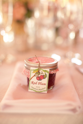 jam wedding favors 1