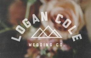 Logan Cole Wedding Co. Logo