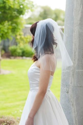 visor veil example