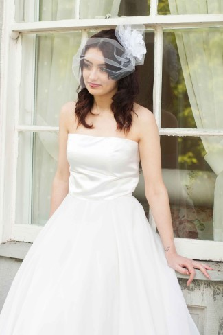 The Complete Guide To Wedding Veil Lengths