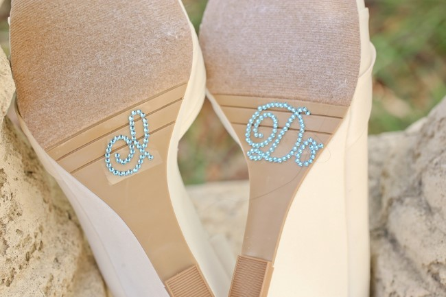 nina wedges for bridal attire