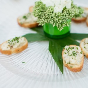 mccalls wedding catering appetizer
